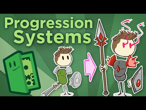 Progression Systems - How Good Games Avoid Skinner Boxes - Extra Credits