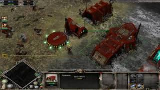 Warhammer 40,000: Dawn of War Dark Crusade. Захват базы ИГ Часть 1.