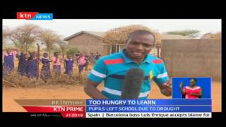 Drought Diaries: Kajiado's children who are too hungry to even go to school