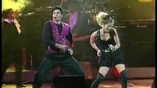 Chayanne, Domino Dancing, Festival De Viña 1991