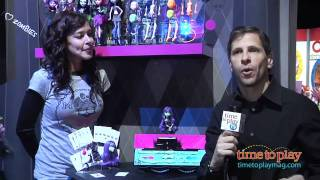 2012 Toy Fair Sneak Peek | Mattel | Barbie | Monster High | Disney/Pixar Brave | Fijit