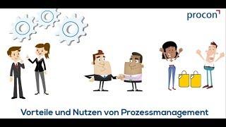 Nutzen und Vorteile von Prozessmanagement-Youtube