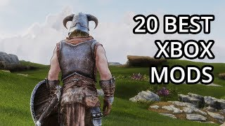 Skyrim - Top 20 Best Mods for XBOX One