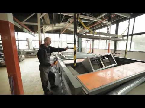 Kimla StreamCut 5 Axis CNC Waterjet
