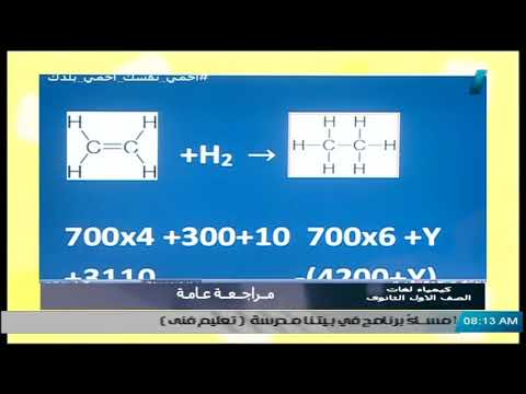 كيمياء لغات الصف الأول الثانوي ( ترم 2 ) - مراجعة ليلة الامتحان ( الجزء الثاني) || 17 مايو 2020