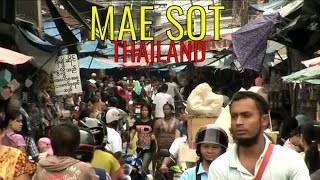 Mae Sot Thailand: It's Amazing Gems – Destination Thailand – 2013