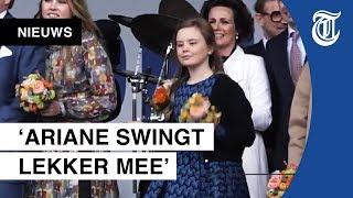 Duitsers lyrisch over dansende Ariane