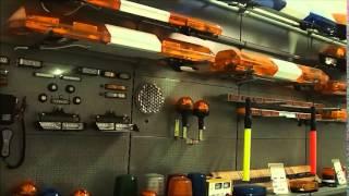 Strobos LED Lexon 2x6