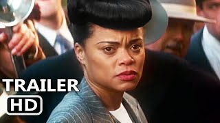 THE UNITED STATES VS BILLIE HOLIDAY Trailer (2021) Andra Day, Drama Movie by Inspiring Cinema