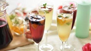 フルーツたっぷり🍓アルコールフリーのフルーツカクテルジュース~fruitcocktailjuice料理レシピはPartyKitchen🎉