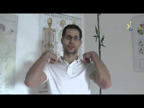 Gelenkverletzungen Behandlung zu Hause