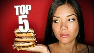 Top 5 Worst Fast Food Restaurants