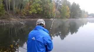 Рыбалка на оскольском водохранилище харьковской области