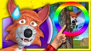 Juguemos en el Bosque   Encuentra al Lobo Beto #03   A Jugar