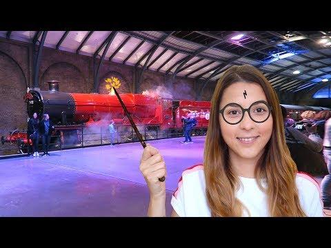 Kde sa točil Harry Potter? ✨| Patra Bene