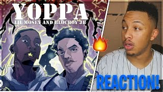 Lil Mosey, BlocBoy JB   Yoppa (Official Audio) Reaction Video