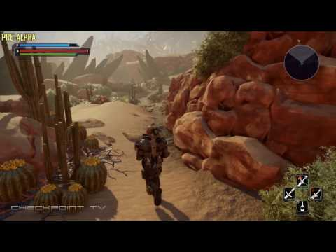 They've already fixed the combat animations and UI! :: ELEX General