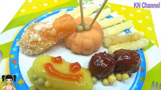 BabyBus - Tiki Mimi và Trò Chơi làm cơm hộp bento hấp dẫn và ngon tuyệt vời