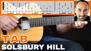 Solsbury Hill Guitar Tab