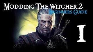 WITCHER 2 - Beginners Guide to Modding 1