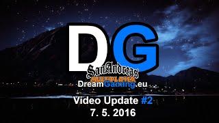 Video Preview [SA - MP] DreamGaming.eu - Hudba, Deathmatche (Video update #2)