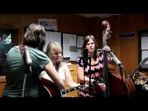 The Swayback Sisters on WTJU Folk's Sunset Road