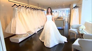 How Would Meghan Markle Look in These Wedding Dress Styles?