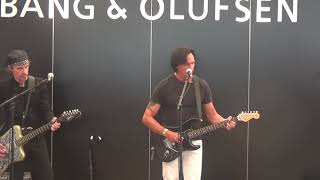 PETER GODWIN With Garbo Dastorg  VIP W Fest 2018 Acoustic Window Shopping