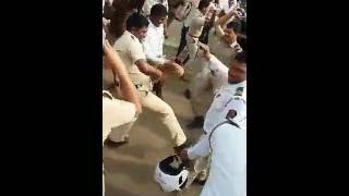 Kumbali Trance 3 beautiful dance by police young stars