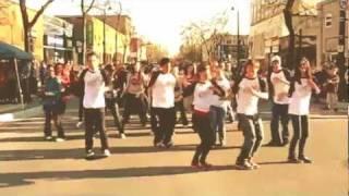 Christina St. FLASH MOB (Official IMPRINT Video) - Sarnia, Ontario