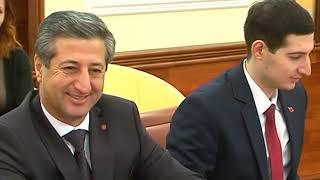 Голова ХОДА провела зустріч з Послом Албанії в Україні