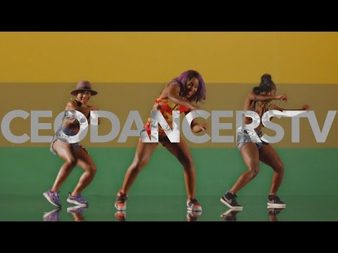 CEO DANCERS TV - Episode 5 - Fuse ODG video, Favourite Nigerian Food and Aaliyah Movie