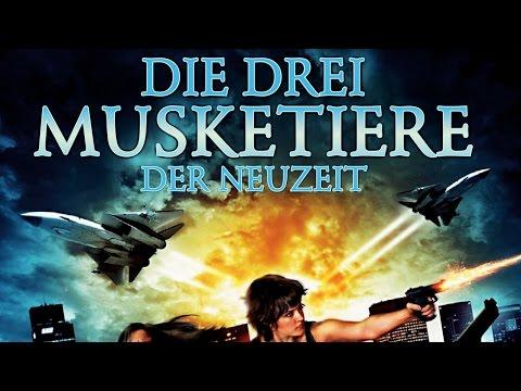 Die drei Musketiere der Neuzeit (2011) [Action]   Film (deutsch)