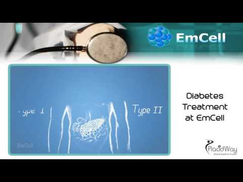 Diabetes Treatment at EmCell in Ukraine
