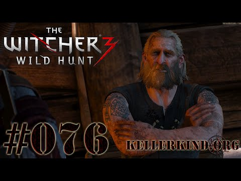 The Witcher 3 #076 - Jarl von Undvik ★ Let's Play The Witcher 3 [HD|60FPS]