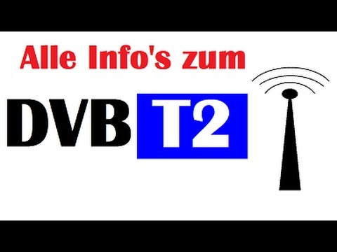 DVB-T2 richtig anschließen & Alle Infos zum DVB T2 Fernsehen / Sender / Kosten / Alternative / Start