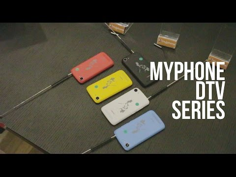 MyPhone DTV Preview (My81,My82,My83,My85,My86,My T1,My T2)