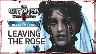 Witcher 3: Let Iris Keep the Rose + Olgierd's Reaction (Hearts of Stone Expansion)