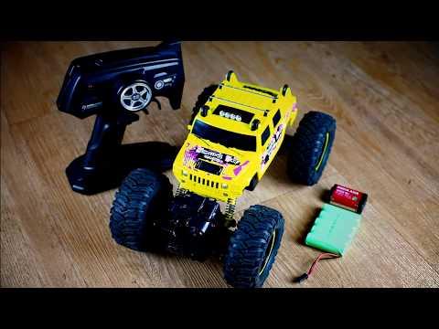 Машина р/у 1:14 Краулер Hummer H2 MZ 2848 +акб