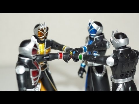 Download WAP Kamen Rider Wizard Hurricane Water  Land Style HD Mp4 3GP Video and MP3