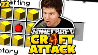 DER GOLDAPFEL BETRUG | Minecraft Craft Attack 4 #22 | Dner