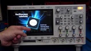 EEVblog #143 - Agilent 2000 X Series Infiniivision Oscilloscope Review