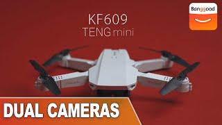 KF609 TENG Mini With Dual Cameras RC Quadcopter|Buy at Banggood