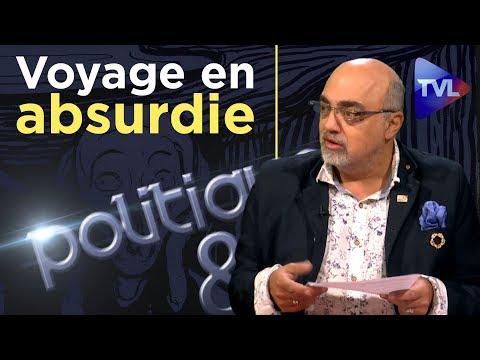 Pierre Jovanovic - Taux négatifs, assurance-vie, banques : voyage en absurdie - Poléco 237