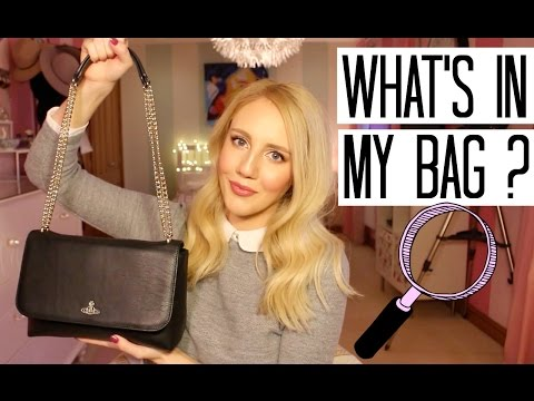 What's In My Bag!? | Katie Maloney ♡