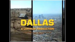 Dallas  ( Primer Episodio  )  - Serie de TV (  Español Latino )