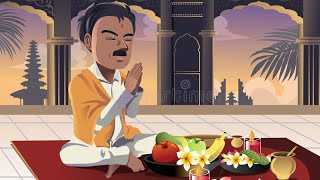 गौतम बुद्ध और पूजा //Gautam Buddha and Pooja Story in Hindi
