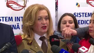 Florentina Ioniţă Radu (Spitalul Militar): Se pot face servicii medicale la cerere