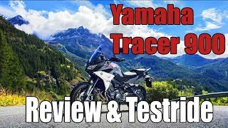 Yamaha Tracer 900 (2018) Review & Testride