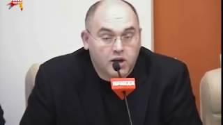 """Пресс-конференция руководителей непарламентских партий по созданию форума партий """"Третья сила"""""""